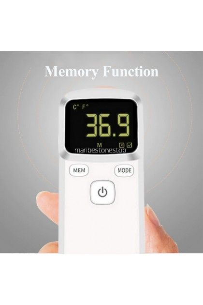 <MALAYSIA READY STOCK> Handheld Digital Infrared Thermometer Laser Body Object Temperature Checker Non-Contact DT-8826