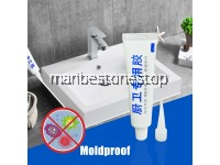 WMA3644 60ML WATERPROOF MOLDPROOF ADHESIVE SEALANT GLUE FOR BATHROOM KITCHEN EASY TO USE WIDELY APPLICABLE