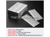 720PCS FINISHED NAIL CONCRETE NAIL STEEL ROW NAIL FOR ELECTRIC NAILER GUN [ ST18 , ST25 , ST32 , ST38 , ST50 , ST64 ]